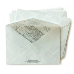 100 pcs. envelopes C6