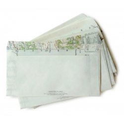 100 pcs. envelopes DIN long