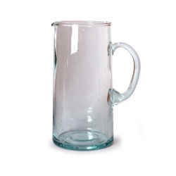 carafe glass with ear