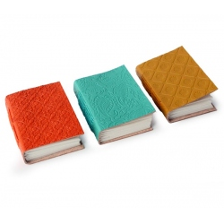 book with leatherrcover S