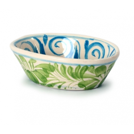 ceramic bowl deluxe oval