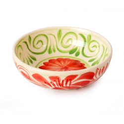ceramic bowl deluxe round, small
