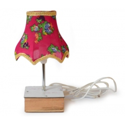 standing rag for lamp shade