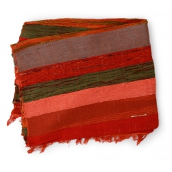 rag rug M, wide stripes