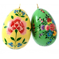 egg painted